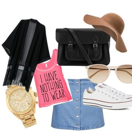 Spring outfit for you