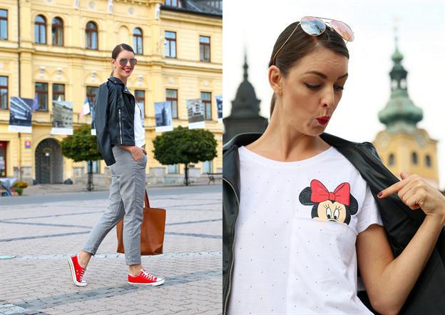 5e3145c7e083 jesenný outfit z kolekcie house    s minie vo vrecku na prechádzku po meste  - Blogerky.cz