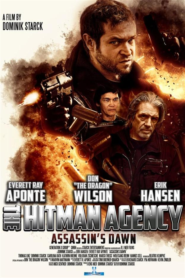 Download The Hitman Agency 2018 Full Movie Free Online