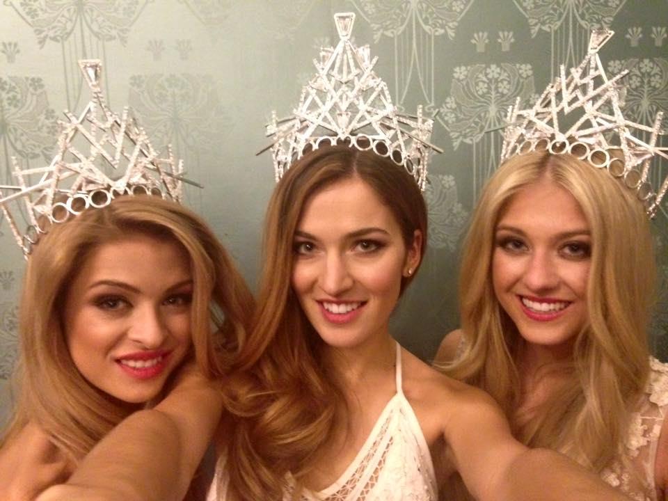 Vítězky České Miss 2016