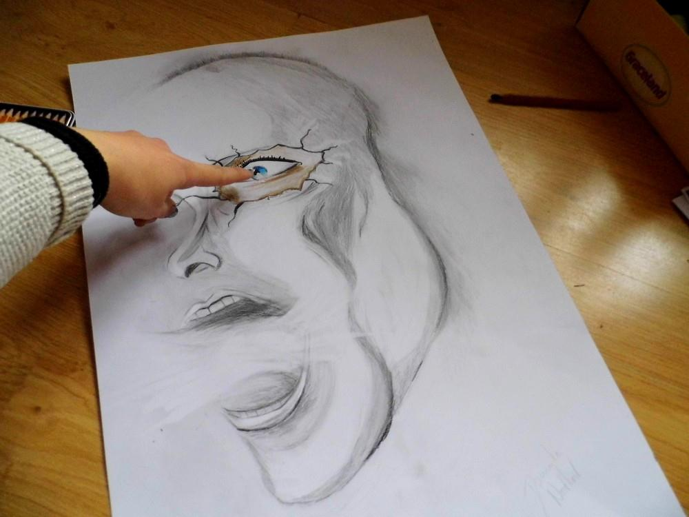 Kresba - Domi Novak