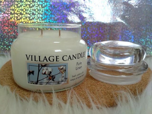 Pure Linen - Village Candle