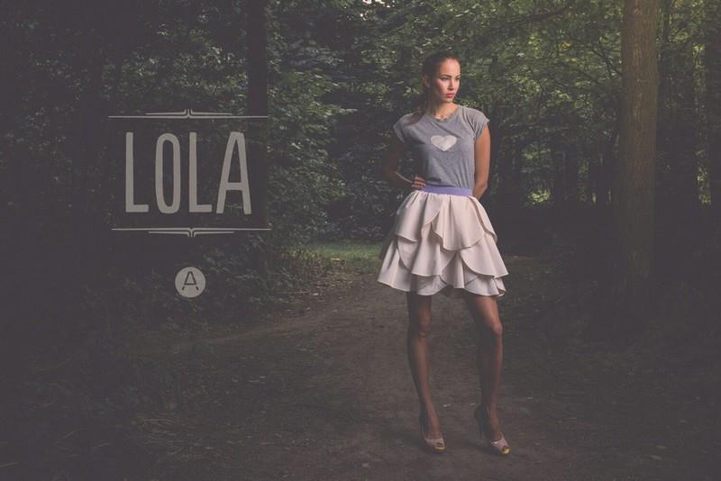Jedinečná sukně LOLA