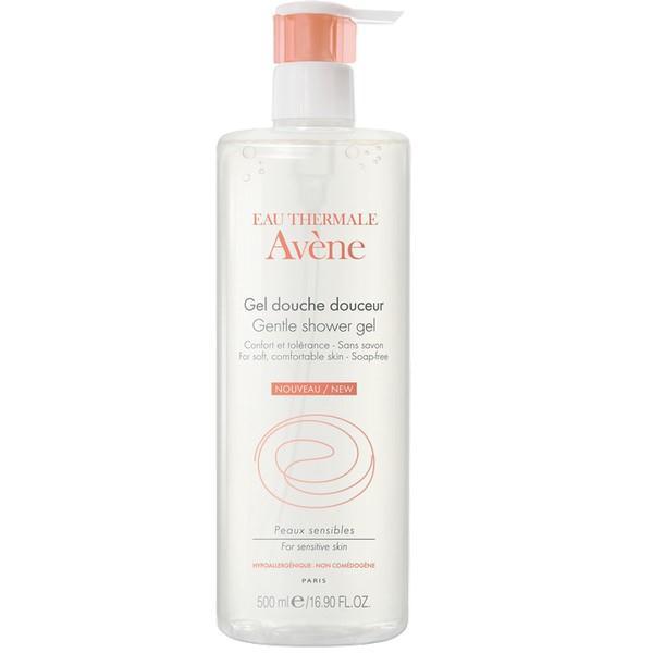 Jemný sprchový gel Avène