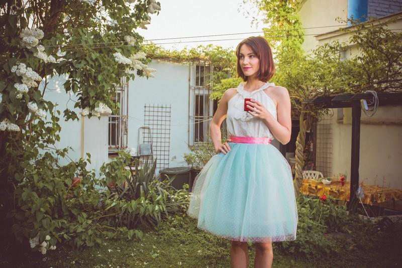 variabilní sukně TUTU