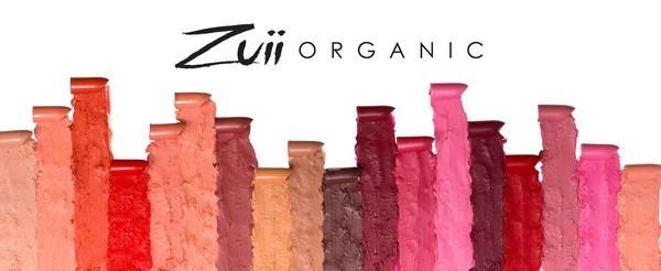 Barvy rtěnek Zuii organic